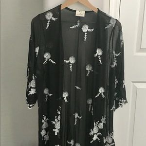 Pins and Needles Kimono from Urban Outfitters EUC
